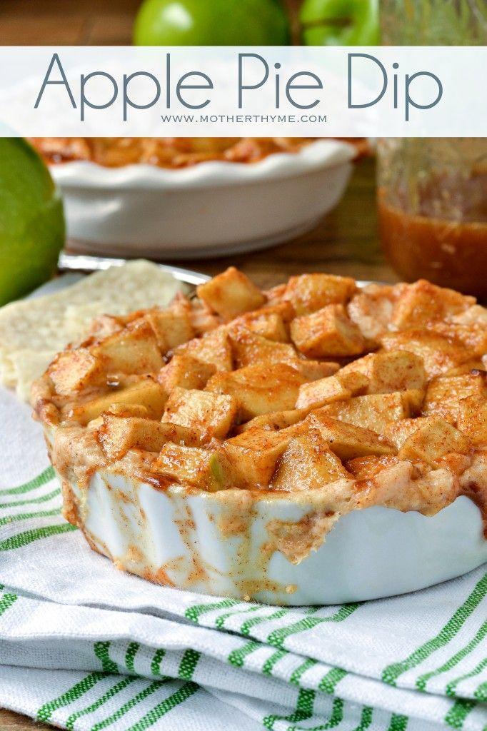 Apple Pie Dip!