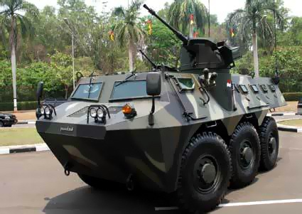 MADE BY PINDAD
