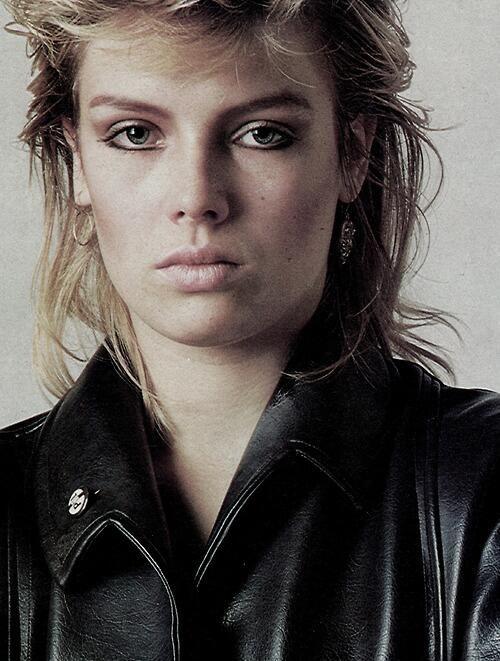Kim Wilde.