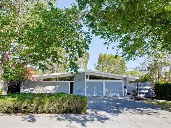 Mapping All the Joseph Eichler Houses for Sale Right Now