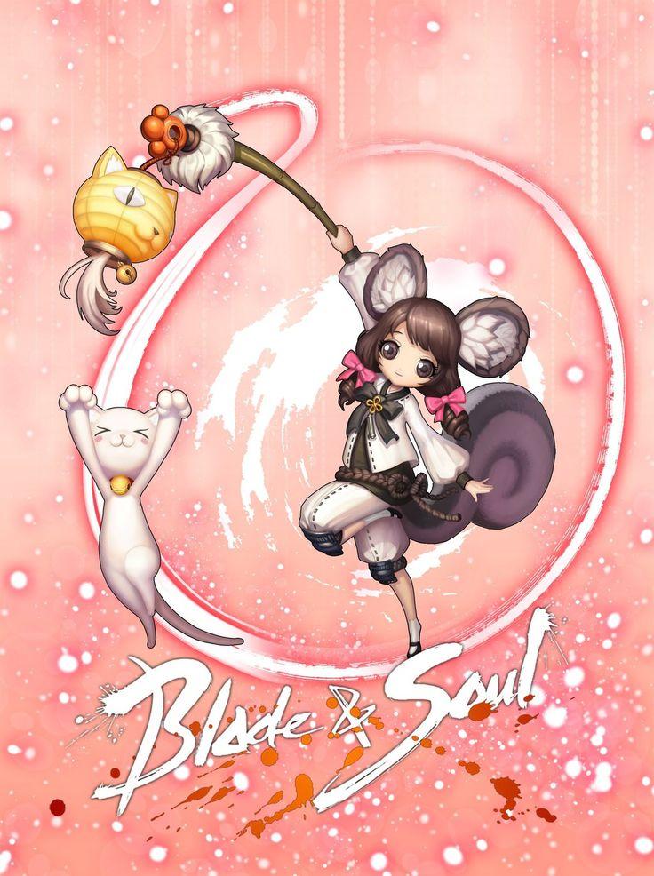 blade and soul lyn fan art by gzcgomad.deviantart.com on @DeviantArt