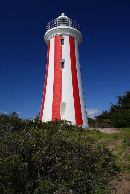 Mersey Bluff Lighthouse    Devonport, Tasmania, Australia