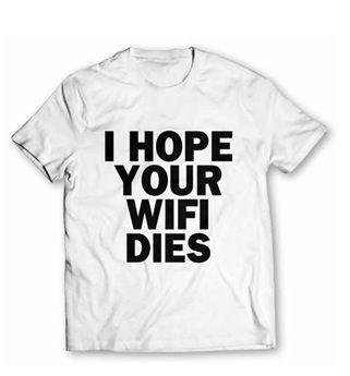 Everyone Wants a Super Cool T-shirt