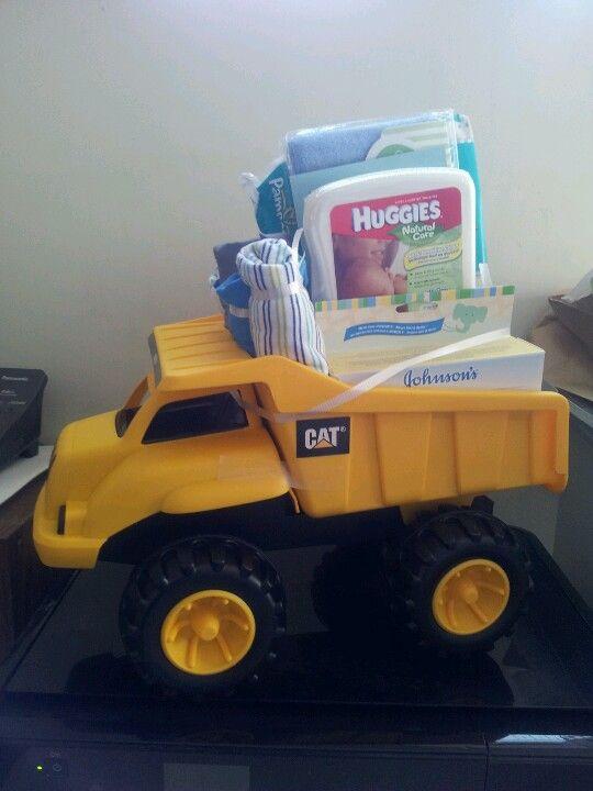 Toy Dump Trucks For Boys : The best dump truck cakes ideas on pinterest nd