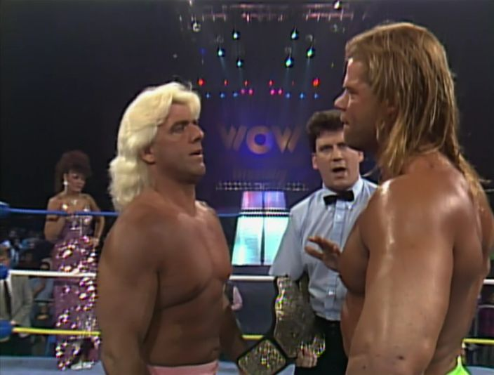 3545 Best NWA/WCW Greatness Images On Pinterest