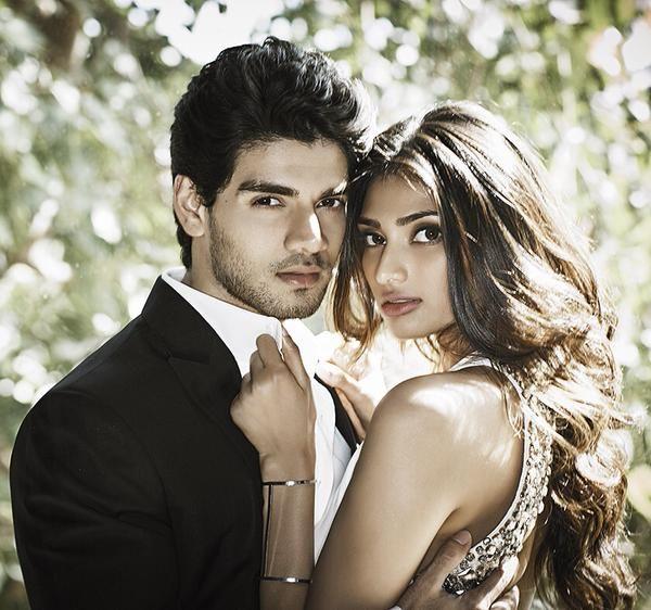 Sooraj pancholi & Athiya shetty