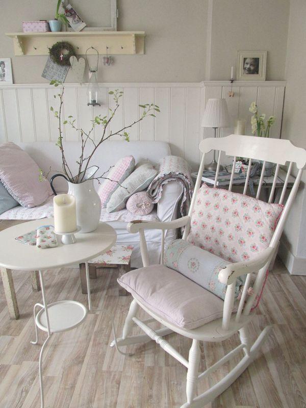 25+ best ideas about landhaus sofa on pinterest | couchtisch ... - Wohnzimmer Deko Vintage