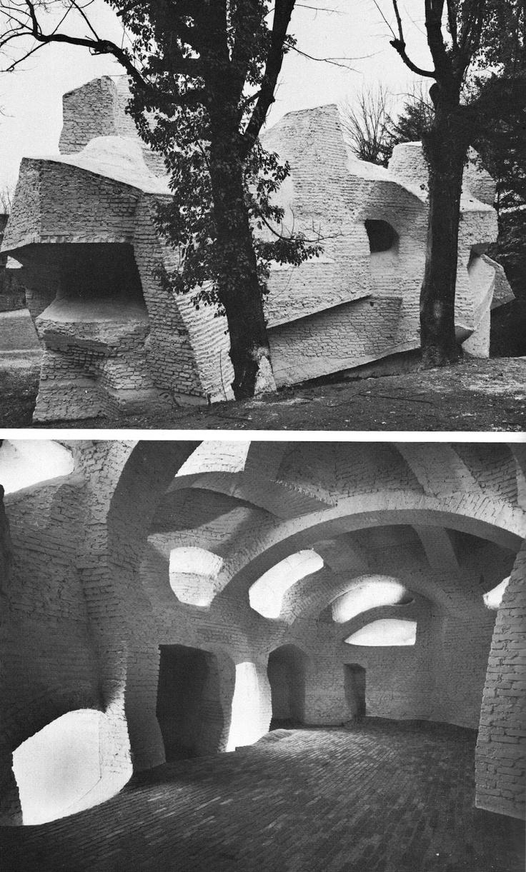 SCULPTURE-HABITACLE Nº2 | ANDRÉ BLOC (1896-1966) | Meudon