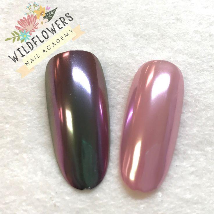 Opal Chrome Powder In A 10mL Size Jar! Effect Is Most