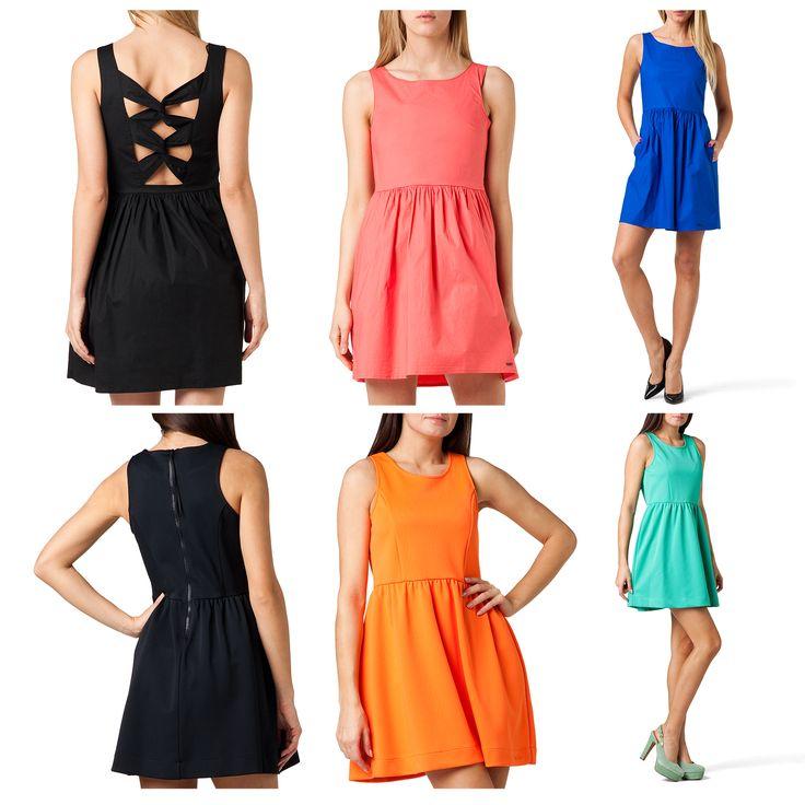 Pepe Jeans dresses on sale up to -60%  #brand #brandpl #onlinestore #online #store #shopnow #shop #fashion #women #womencollection #sale #dress #dresses #upto60 #magie #3colours #coral #black #electricblue #alexia #brightorange #hydro