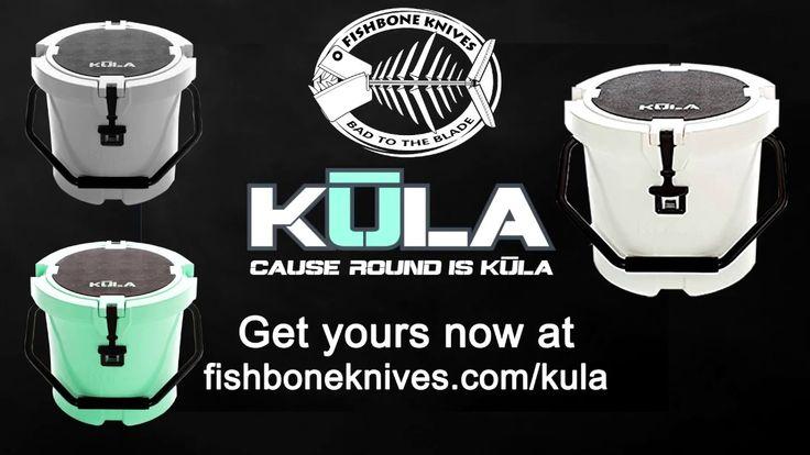 Kula Coolers are here at fishbone knives!