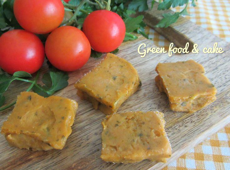 Dado vegetale http://blog.giallozafferano.it/greenfoodandcake/dado-vegetale/