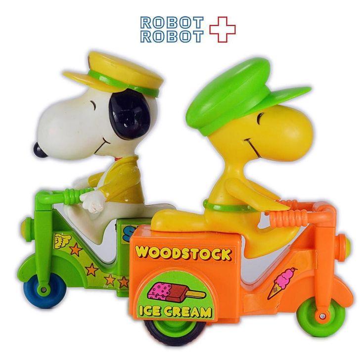 スヌーピーのスピーディーデリバリーバイクウッドストックのアイスクリームバイク peanuts gang SNOOPY Speedy Delivery Bike & WOODSTOCK Ice cream bike #snoopy #スヌーピー #スヌーピー買取 #peanutsgang #アメトイ #アメリカントイ #おもちゃ #スヌーピー買取 #おもちゃ買取 #フィギュア買取 #アメトイ買取 #vintagetoys #中野ブロードウェイ #ロボットロボット #ROBOTROBOT #中野 #WeBuyToys