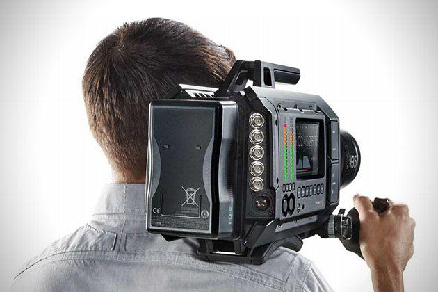 Black Magic Introduces URSA 4K Camcorder