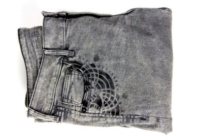 Indie Gray JeansIndie Clothing, Diy Fashion, Gray Jeans, Favorite Jeans, Diy Indie, Clothing Brand, Decor Jeans, Indie Gray, Fabrics Painting