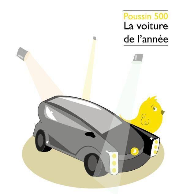 #Poussindujour #salondelauto #voiture #automobile  http://poussin-communication.fr/