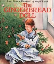 Cover of: The Gingerbread Doll by Susan Tews