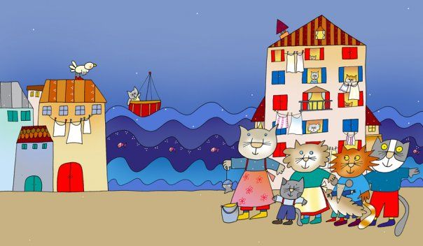 51 best images about ilustrations nicoletta costa on for Disegni nicoletta costa