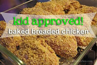 baked-breaded-chicken-01 by A Life in Balance, via Flickr