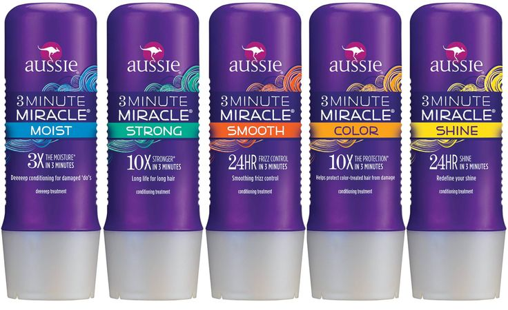 Aussie 3 Minute Miracle Collection  #GOTITFREE  #DitchTheDrama