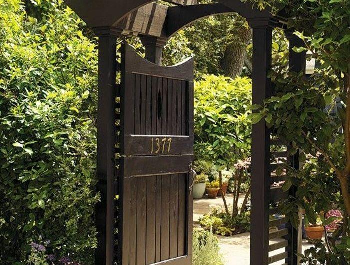 46 Erstaunliche Pergola Gartentor Vorschlage Gartentore Pergola Garten