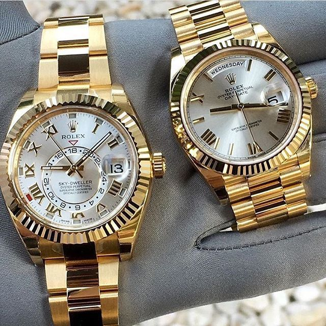 Comment below which one you need on your wrist! SKY-DWELLER Ref. #326938 DAY DATE 40 Ref. #228238 @rolexshow_israel #rolex #rolexskydweller #daydate #daydate40 #skydweller #rolexdaydate #daydate2 #rolexshowisrael - cheap mens watches, mens black face watches, top mens watches