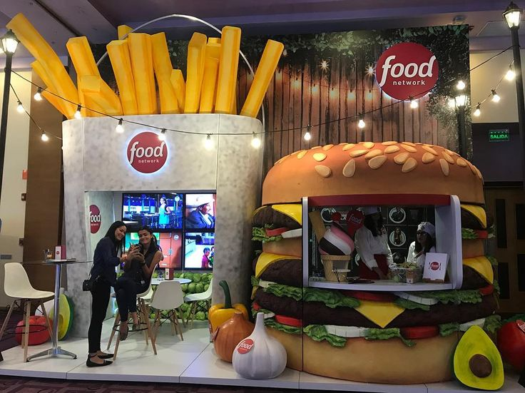 #TBT @foodnetwork stand at #TEPAL2017 The best stand for real!  #foodie #food #foodlover #instafood #foodphotography #yummy #breakfast #happy #entertainment #motivation #goals #cable #tastingtable #entrepreneur #business #work #inspiration #cook #television
