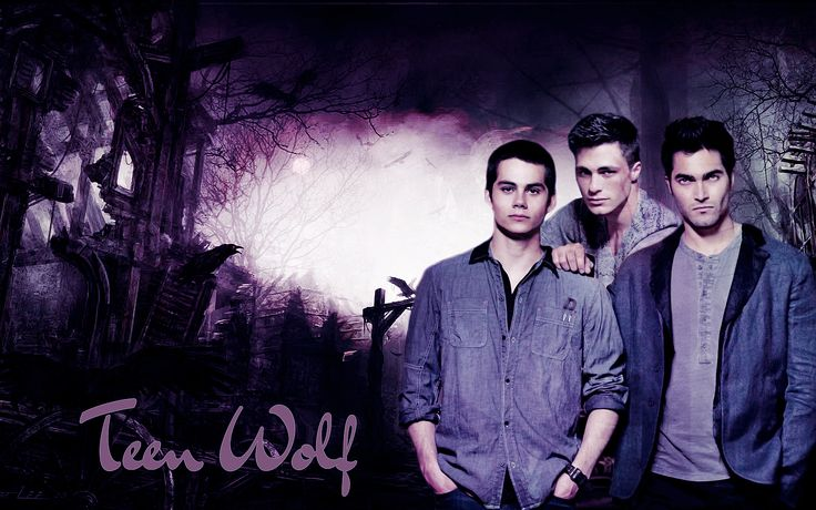 teen wolf by alina-carrie.deviantart.com on @deviantART