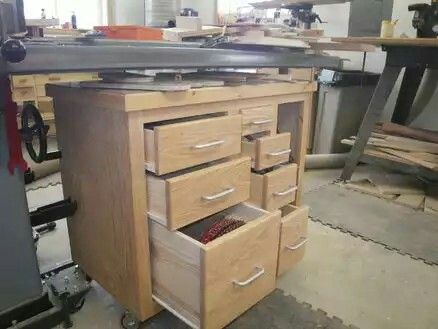 Under Saw Storage Cabinet Tablesaw And Router Station Pinterest
