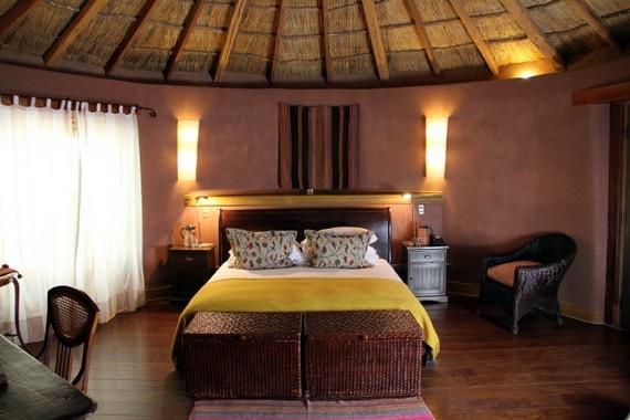 A suite at Awasi in the Atacama Desert, Chile