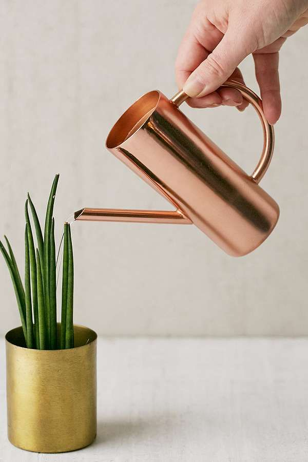 Slide View: 1: Roxy Rose Gold Mini Watering Can
