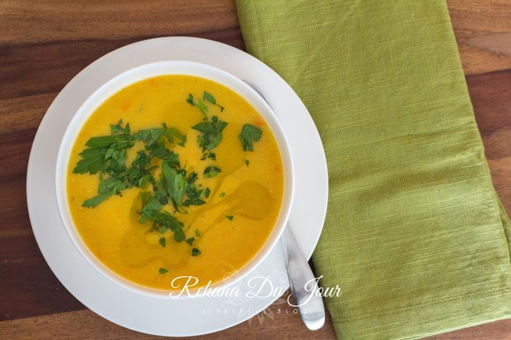 Shorba – Arabic Lentil Soup   Perfect for Ramadan iftaars