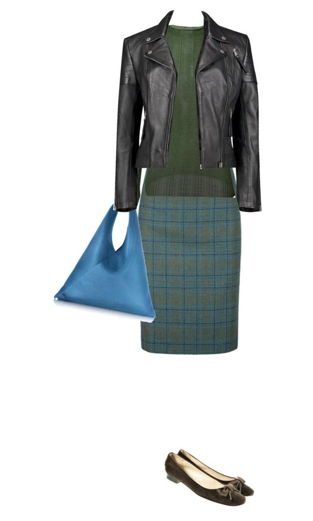 """Fall Afternoon"" by paperdollsq ❤ liked on Polyvore featuring Emma Hope, DUBARRY, Gucci, MM6 Maison Margiela and Boohoo"