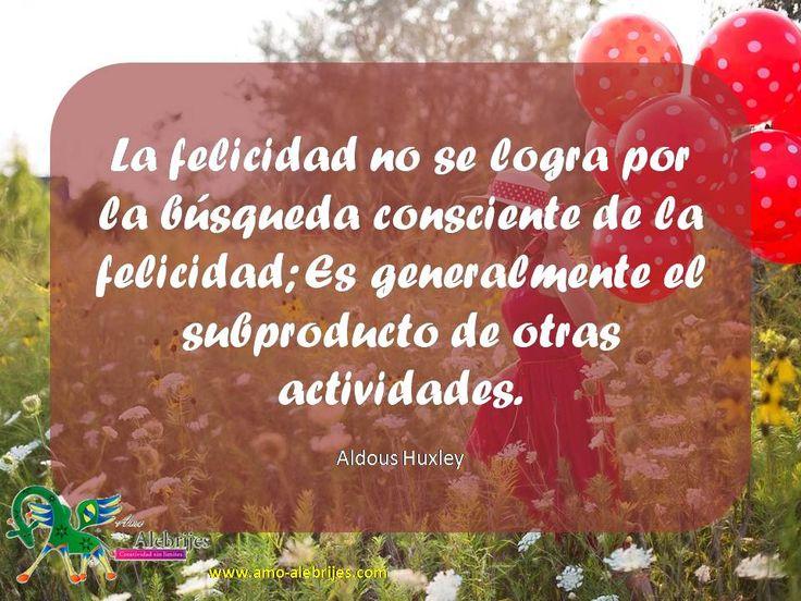 Frases celebres Aldous Huxley 1