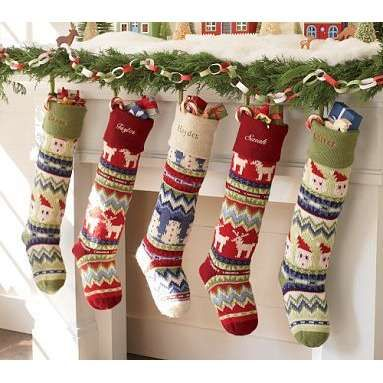 22 best Christmas Stocking images on Pinterest | Christmas crafts ...
