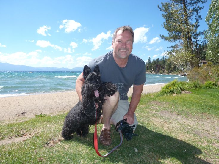 Henry loves to go on vacation...Lake Tahoe