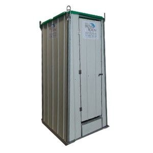 Construction toilet for builders sites