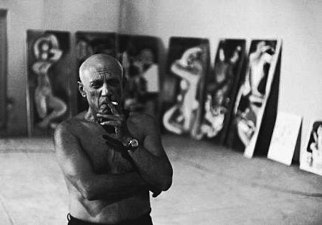 artnet tumblr - As Paris fêtes the newly opened Picasso Museum,...