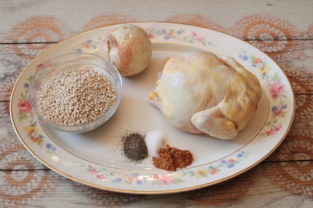 How to Cook Moghrabieh