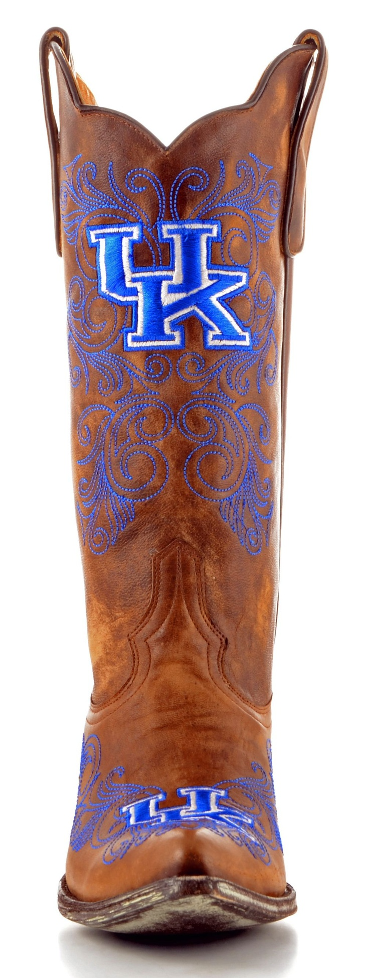 Womens University of Kentucky Gameday boots... These are awesome!!!! If I do decide to go to UK I will need these!