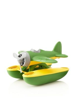 35% OFF Green Toys Seaplane (Green)
