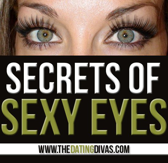 How to put on false lashes....  5 secrets to sexy eyes and lashes. #makeup #beauty #lashes
