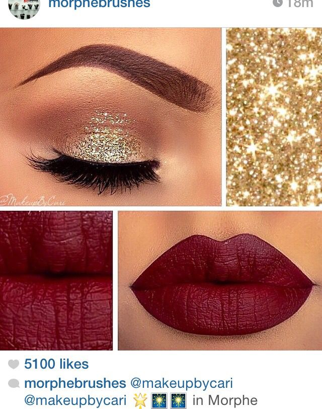 Gold Glitter, New Years Look
