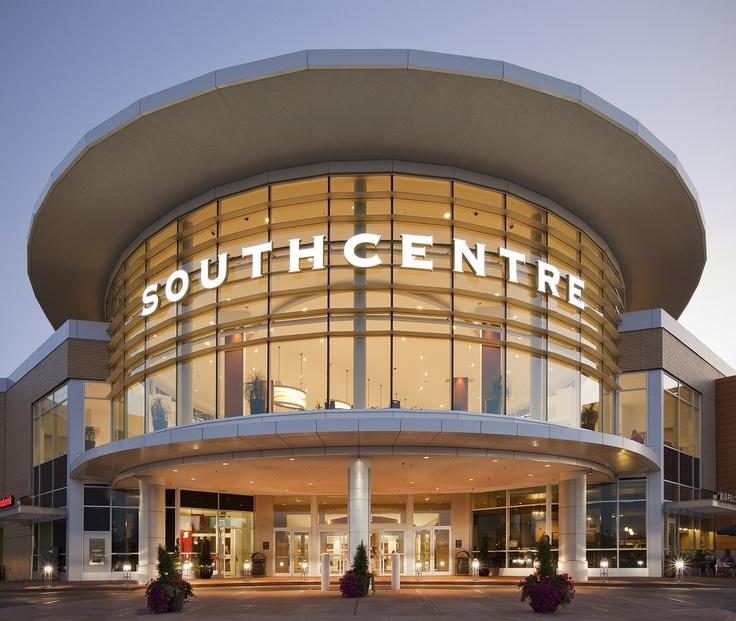 Southcentre Mall: South East Calgary's main shopping mall