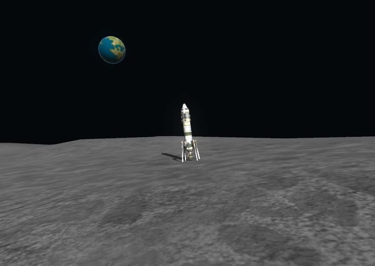 lunar space program - photo #16