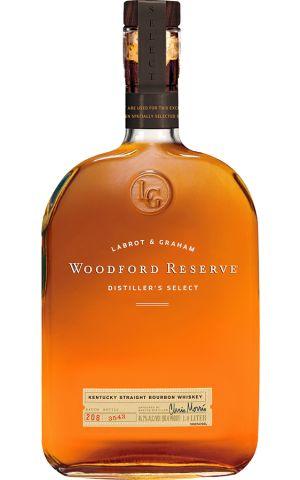 Woodford Reserve Distiller's Select | Kentucky Straight Bourbon Whiskey  NV / 1.0 L. 49.99