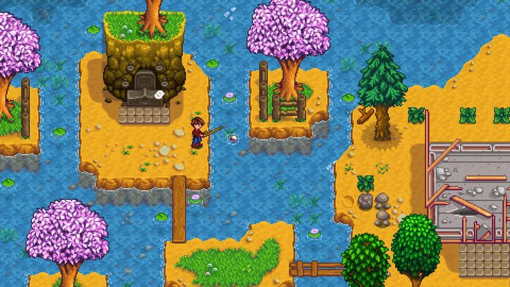 The first Stardew Valley console update is in the works: While Caitlin got along fairly well with Stardew Valley on consoles, it sounds…