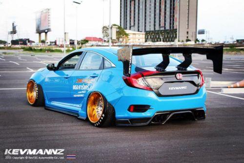 radracerblog: Honda Civic Si Sedan gen 10 @kevmannz_kevtec