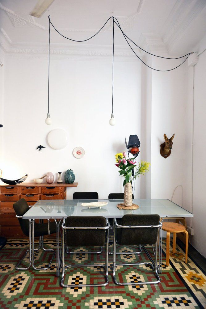 A Cultivated Relaxed Valencia Apartment House Tour