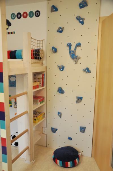 Chlapecký pokoj s fotbalovou brankou i zvířátky | AndysDesign
